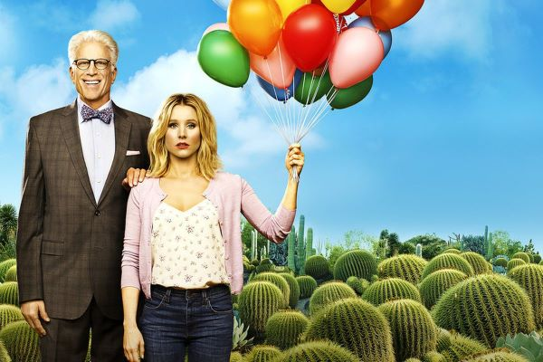 I protagonisti di The good place