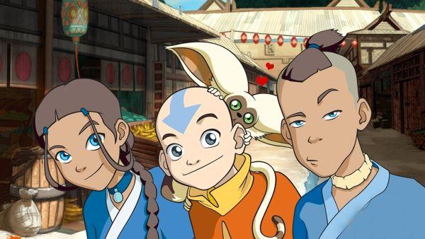 Avatar. La leggenda di Aang