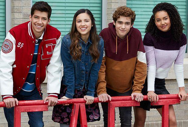 High School Musical. La serie
